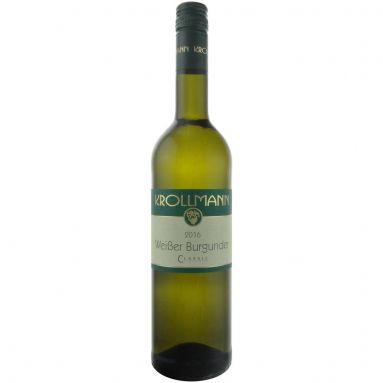 Bild 1 von 1 - Weingut Krollmann, 2017, Weißer Burgunder, Classic, trocken