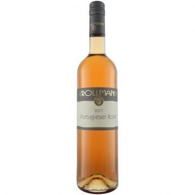 Bild 1 von 1 - Weingut Krollmann, 2017, Portugieser, Rosé, mild