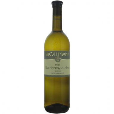 Bild 1 von 1 - Weingut Krollmann, 2016, Chardonnay, im Barrique gereift, trocken
