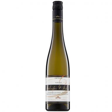 Bild 1 von 1 - Weingut Schäfer & Sohn, 2018, Ortega, St. Johanner Geyersberg, süß
