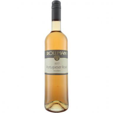 Bild 1 von 1 - Weingut Krollmann, 2017, Portugieser, Rosé, trocken